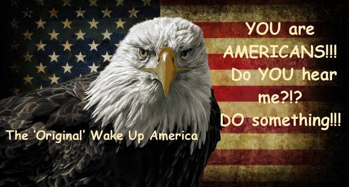 original wake up America